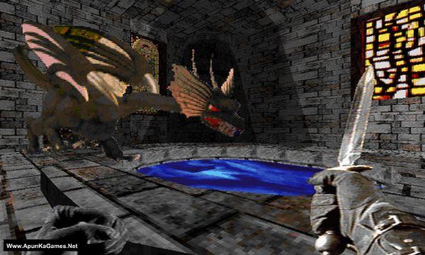 Witchaven Screenshot 3, Full Version, PC Game, Download Free