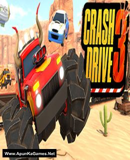 Crash Drive 3 Cover, Poster, Full Version, PC Game, Download Free