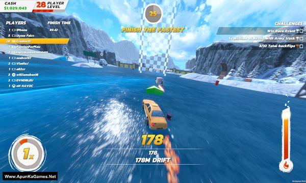 Crash Drive 3 Screenshot 3, Full Version, PC Game, Download Free