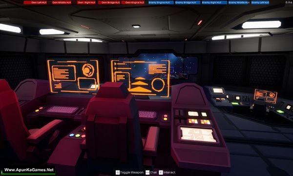 Deep Space Battle Simulator Screenshot 1, Full Version, PC Game, Download Free