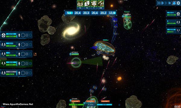 Edge of Galaxy Screenshot 1, Full Version, PC Game, Download Free