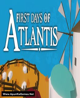 First Days of Atlantis Cover, Poster, Full Version, PC Game, Download Free