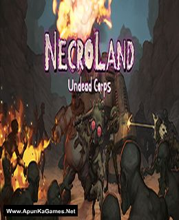 NecroLand: Undead Corps Cover, Poster, Full Version, PC Game, Download Free
