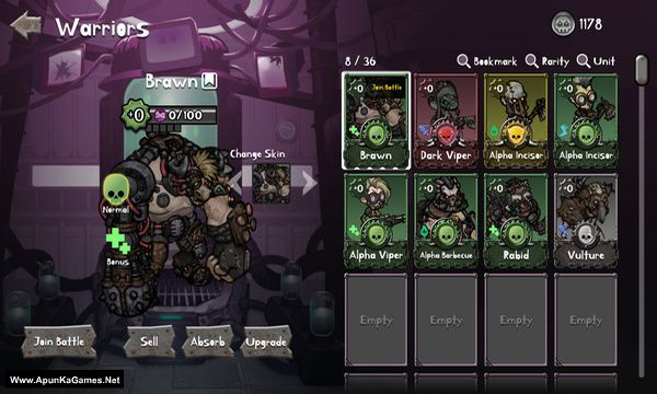 NecroLand: Undead Corps Screenshot 1, Full Version, PC Game, Download Free