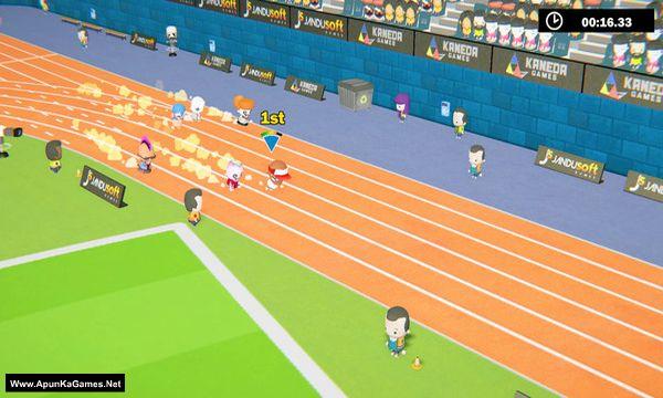Smoots Summer Games Screenshot 1, Full Version, PC Game, Download Free