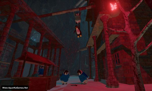 The Greatest Penguin Heist of All Time Screenshot 3, Full Version, PC Game, Download Free