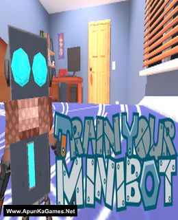 Train Your Minibot Cover, Poster, Full Version, PC Game, Download Free