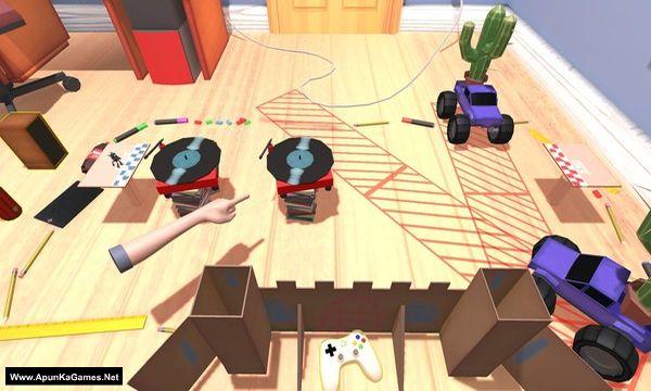 Train Your Minibot Screenshot 1, Full Version, PC Game, Download Free