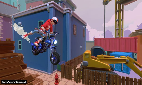 Urban Trial Tricky Deluxe Edition Screenshot 3, Full Version, PC Game, Download Free
