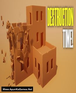 Destruction Time! Cover, Poster, Full Version, PC Game, Download Free
