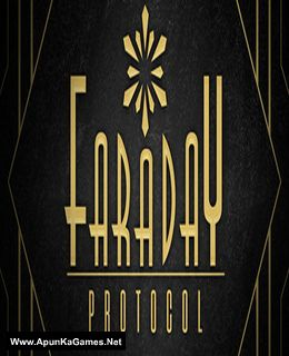 Faraday Protocol Cover, Poster, Full Version, PC Game, Download Free