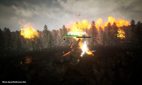 Godkiller Screenshot 1, Full Version, PC Game, Download Free