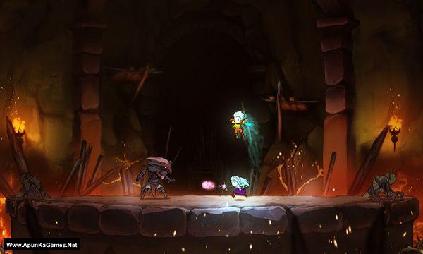 Greak: Memories of Azur Screenshot 1, Full Version, PC Game, Download Free