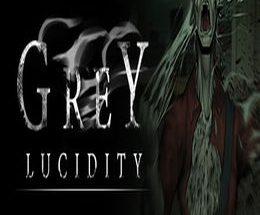 Grey Lucidity Horror Visual Novel