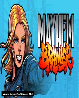 Mayhem Brawler Cover, Poster, Full Version, PC Game, Download Free