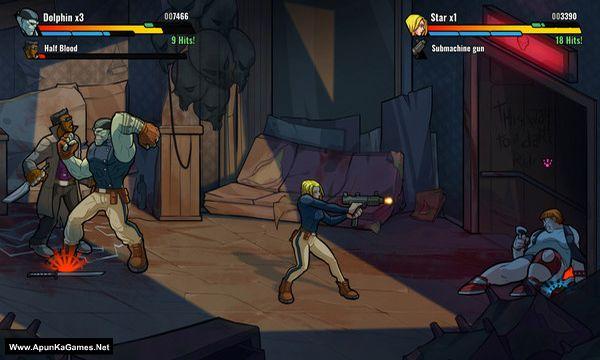 Mayhem Brawler Screenshot 1, Full Version, PC Game, Download Free