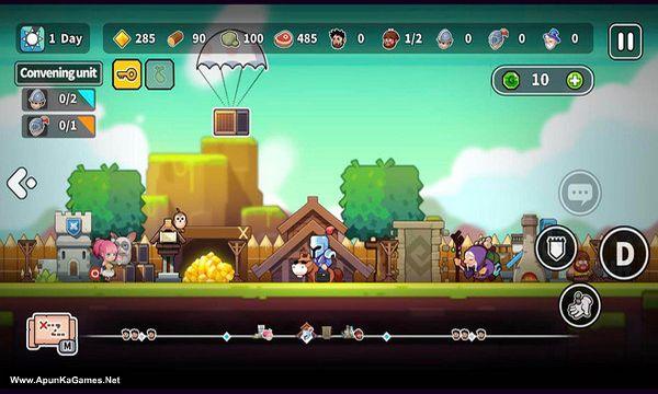 Xenias Ark Screenshot 1, Full Version, PC Game, Download Free