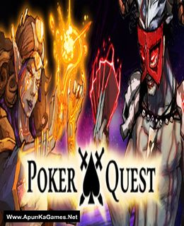 Poker Quest Cover, Poster, Full Version, PC Game, Download Free