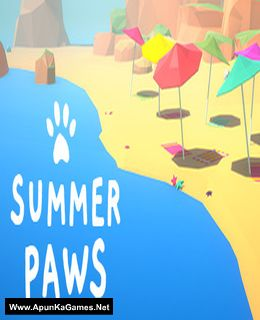 Summer Paws Cover, Poster, Full Version, PC Game, Download Free