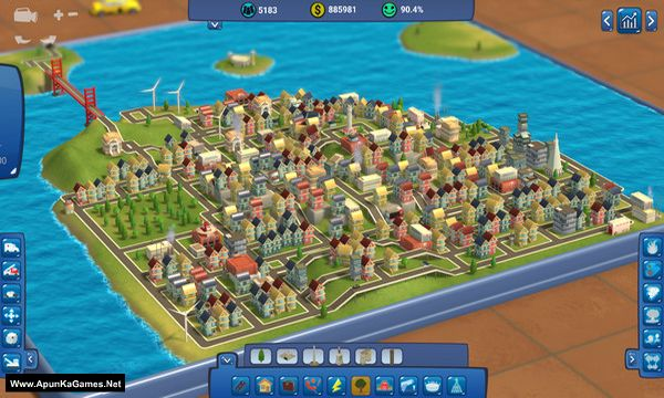Tinytopia Screenshot 1, Full Version, PC Game, Download Free