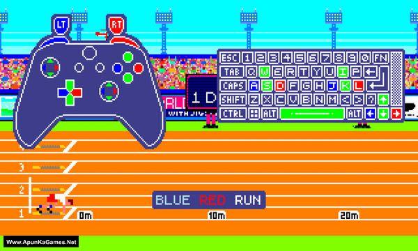 World CHAMPIONS: Decathlon Screenshot 3, Full Version, PC Game, Download Free