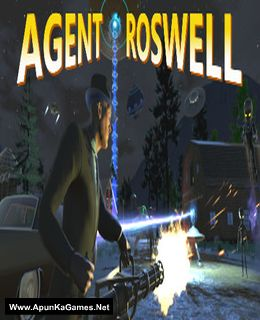 Agent Roswell Cover, Poster, Full Version, PC Game, Download Free