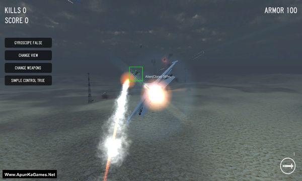 Air Strike Screenshot 1, Full Version, PC Game, Download Free
