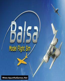 Balsa Model Flight Simulator Cover, Poster, Full Version, PC Game, Download Free