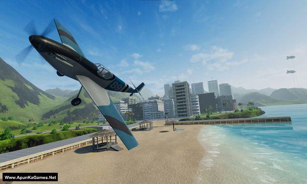 Balsa Model Flight Simulator Screenshot 1, Full Version, PC Game, Download Free