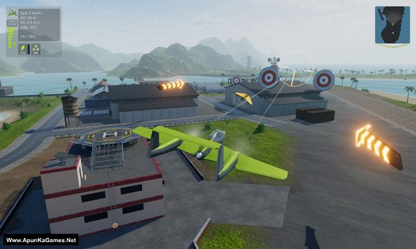 Balsa Model Flight Simulator Screenshot 3, Full Version, PC Game, Download Free