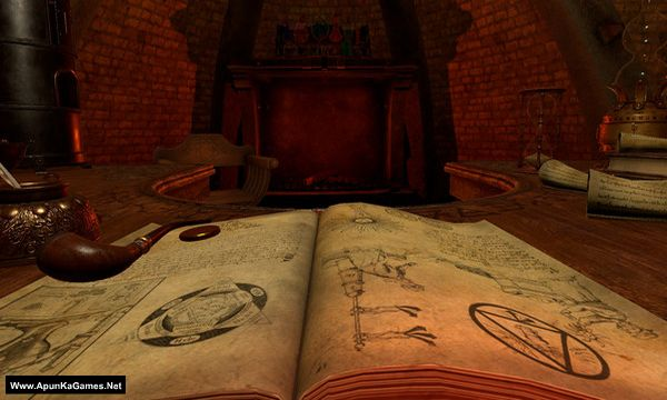 Between Time: Escape Room Screenshot 1, Full Version, PC Game, Download Free