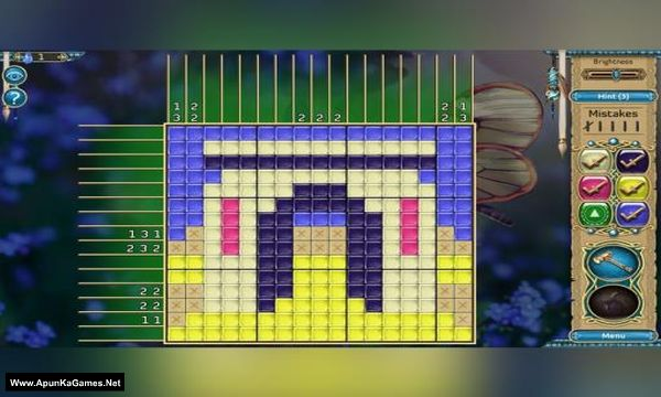 Daydream Mosaics 2 – Juliette's Tale Screenshot 1, Full Version, PC Game, Download Free