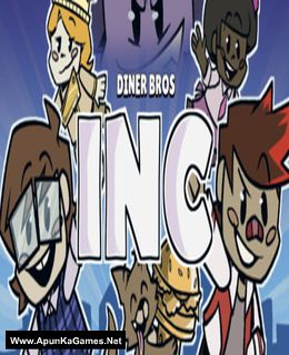 Diner Bros Inc Cover, Poster, Full Version, PC Game, Download Free