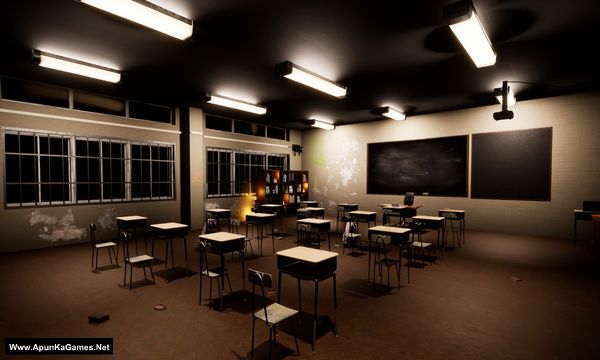 Escape From School Screenshot 1, Full Version, PC Game, Download Free