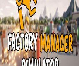 Factory Manager Simulator