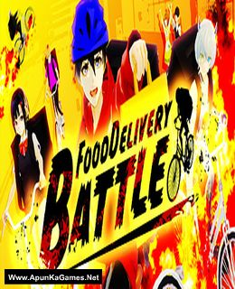 Food Delivery Battle Cover, Poster, Full Version, PC Game, Download Free