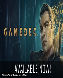 Gamedec Cover, Poster, Full Version, PC Game, Download Free