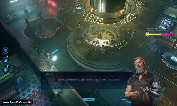 Gamedec Screenshot 1, Full Version, PC Game, Download Free