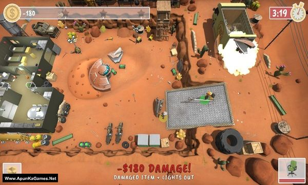 Get Packed: Fully Loaded Screenshot 3, Full Version, PC Game, Download Free