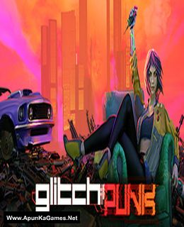 Glitchpunk Cover, Poster, Full Version, PC Game, Download Free