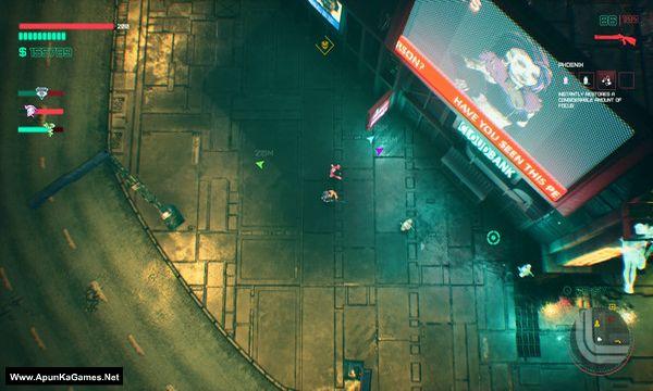 Glitchpunk Screenshot 1, Full Version, PC Game, Download Free