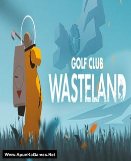 Golf Club: Wasteland Cover, Poster, Full Version, PC Game, Download Free