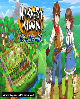 Harvest Moon: One World Cover, Poster, Full Version, PC Game, Download Free