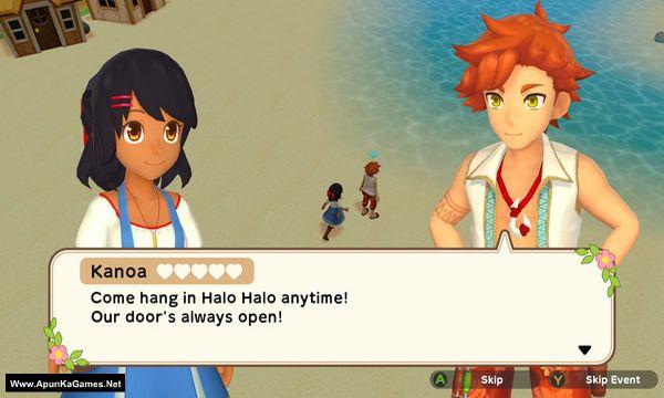Harvest Moon: One World Screenshot 3, Full Version, PC Game, Download Free