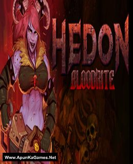 Hedon Bloodrite Cover, Poster, Full Version, PC Game, Download Free