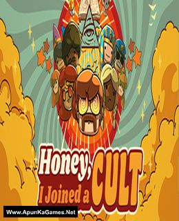 Honey, I Joined a Cult Cover, Poster, Full Version, PC Game, Download Free