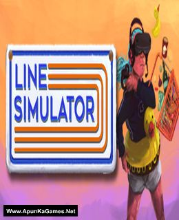 Line Simulator Cover, Poster, Full Version, PC Game, Download Free