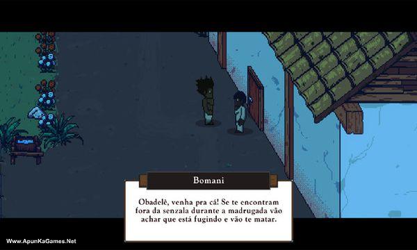 Mandinga - A Tale of Banzo Screenshot 1, Full Version, PC Game, Download Free