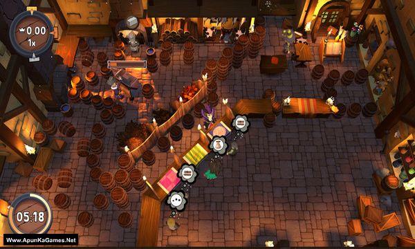 Merek's Market Screenshot 1, Full Version, PC Game, Download Free