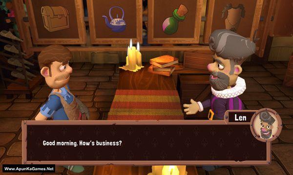 Merek's Market Screenshot 3, Full Version, PC Game, Download Free